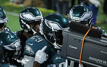 Fox News apologises for misleading footage of Philadelphia Eagles players
