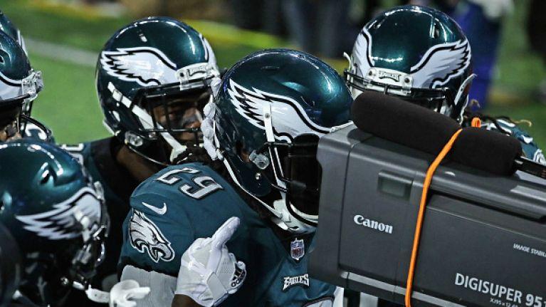 Fox News apologises for misleading footage of Philadelphia Eagles players