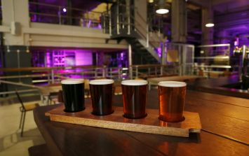 COMPETITION: Win tickets to watch Ireland v Australia at the Open Gate Brewery and enjoy free beer and food