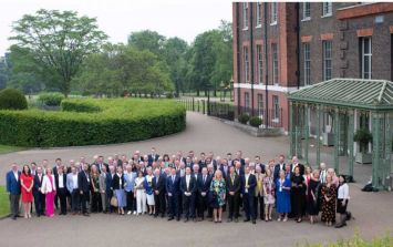 Ireland's 'largest unofficial trade mission' took place recently in London