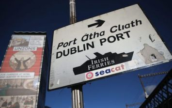 One man has died following a workplace accident at Dublin Port