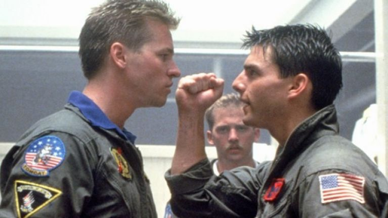 OFFICIAL: Val Kilmer's iconic character Iceman will return in Top Gun 2