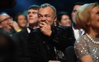 The line-up for tonight's Graham Norton Show is here
