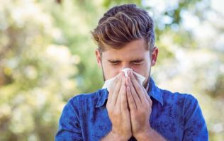 Bad news for hay fever sufferers as pollen count is expected to hit a high this week