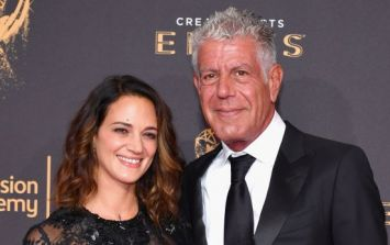 Anthony Bourdain's girlfriend, Asia Argento, issues statement following his tragic death