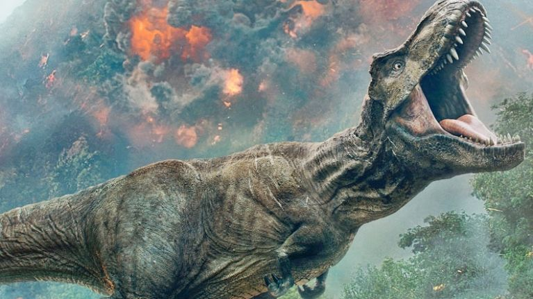 The Big Reviewski #21 with Jeff Goldblum, Chris Pratt & Bryce Dallas Howard, the stars of Jurassic World: Fallen Kingdom