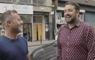 JOE's Eric Lalor meets Jason Manford ahead of the Cat Laughs festival