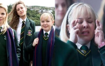 Derry Girls star announces when Season 2 will start filming