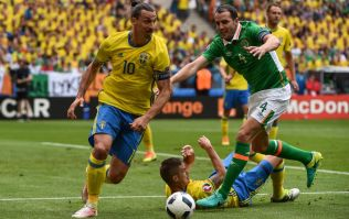 PIC: FAI reveal unreal Official Match Programme cover for John O'Shea's last game