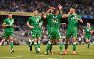 Graham Burke becomes first League of Ireland player to score for Ireland in 40 years