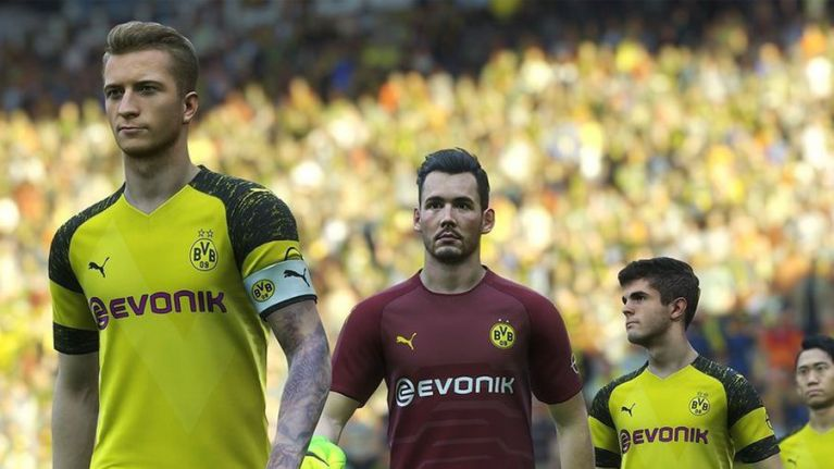Pro Evolution Soccer 2019 has lost another big name at very, very short notice