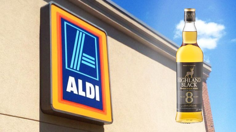 Aldi's €19 whiskey has just been named one of the best in
