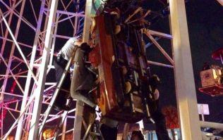 Six hospitalised following roller coaster derailment in Florida