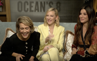WATCH: Sandra Bullock, Cate Blanchett and Sarah Paulson all hilarously attempt to do an Irish accent
