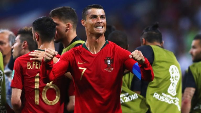 The JOE World Cup Minipod #2 with modest Ronaldo, Leo's dopey teammates and can England do it?