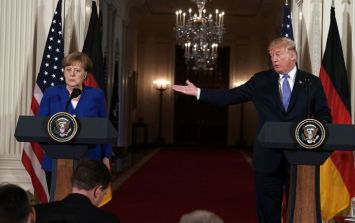 Donald Trump has launched a scathing attack on Germany and Angela Merkel's government
