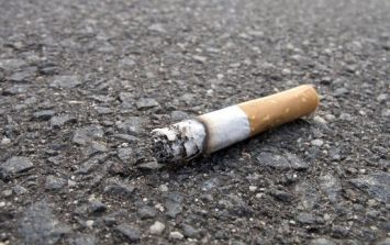 """""""Don't discriminate against smokers"""" - Campaigners respond to proposed €100 increase in on-the-spot litter fines"""