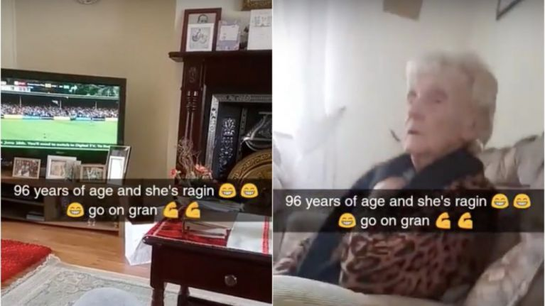"WATCH: ""It was the dirtiest match I ever in my life saw."" 96-year-old hurling fan delivers cutting verdict on Limerick v Clare"