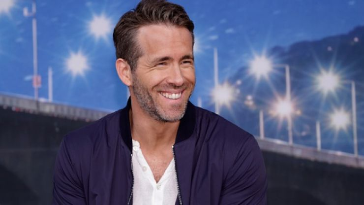 No word of a lie, Ryan Reynolds' next film has one of the greatest plots we've ever heard