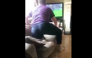 This man's reaction to the Clare result is just priceless
