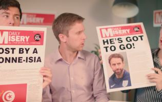 Foil Arms and Hog perfectly take the piss out of the English football press