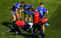 Laois footballer posts message after sickening clash which caused double skull fracture
