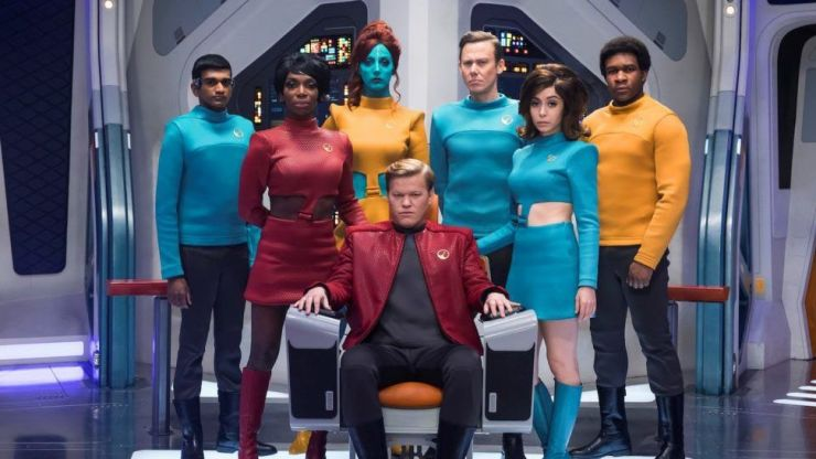 QUIZ: Can you recognise the Black Mirror episode from the still image?