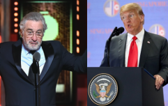 Donald Trump responds to Robert De Niro's insult and it doesn't go very well at all