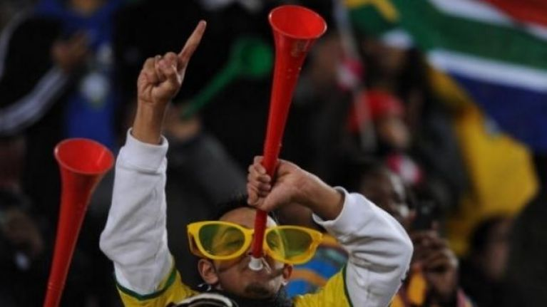 Eight years since the vuvuzela, Russia have unveiled their official musical instrument for this year's World Cup