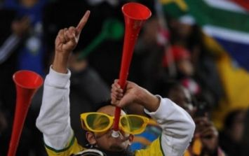 The vuvuzela has made a return to the World Cup and football fans are not happy...