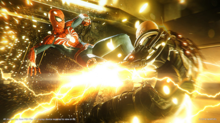 WATCH: Footage from the new Spider-Man game shows that it could rival Batman's Arkham series