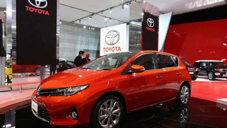 Toyota Ireland is carrying out a voluntary recall of two of their models