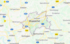 25 people injured after explosion destroys a building in the German city of Wuppertal