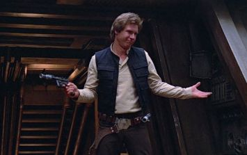 Han Solo's iconic blaster just sold for a ridiculous amount of money at auction