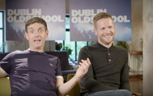 """Don't be scarlet!"" - The stars of Dublin Oldschool give some great advice to Irish filmmakers"