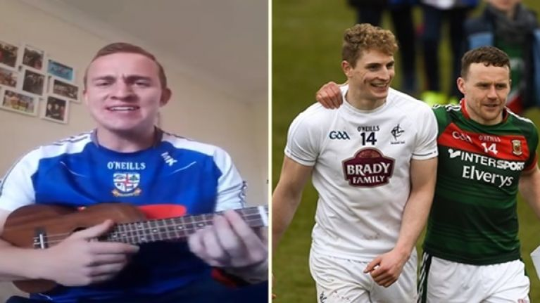 The man behind THAT Conor McGregor song has written a 'diss' track on the Kildare v Mayo fiasco