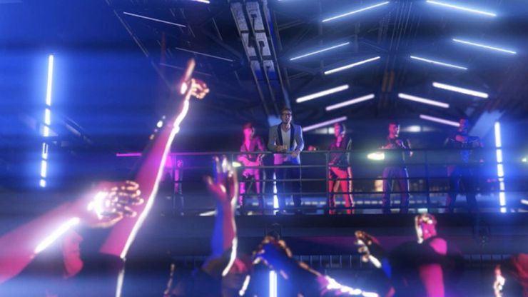 Still playing GTA? Then you'll be happy to hear the makers have just added a nightclub for you to manage