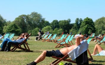 These were the hottest temperatures recorded around Ireland today