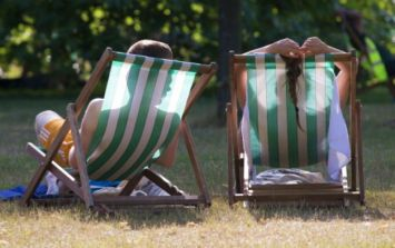 Today is set to be the hottest day of the year as we close in on Ireland's record temperature