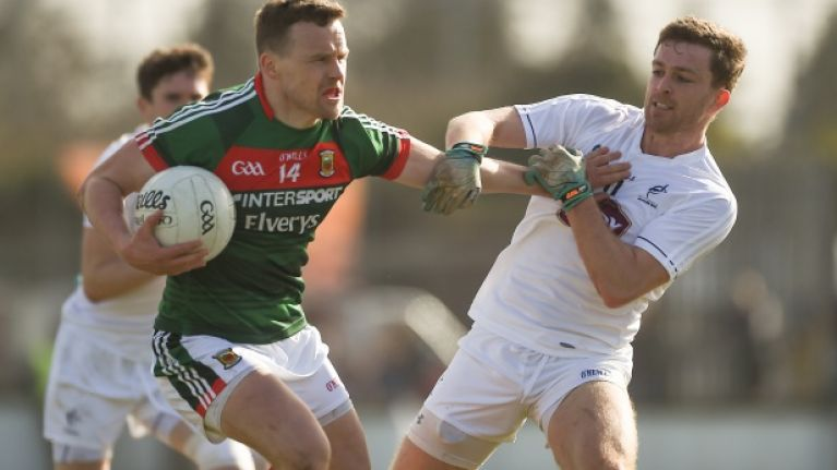 GAA state that the Kildare vs Mayo venue issue had nothing to do with money