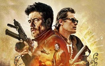 The Big Reviewski #24 with Sicario 2: Soldado reviewed & Dublin Oldschool stars Emmet Kirwan & Ian Lloyd Anderson