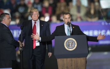 Former Trump campaign manager mocks story of girl with Down Syndrome separated from mother