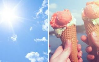 Free gelato for all customers of this Dublin store this sunny Saturday