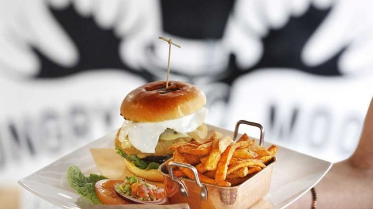 Ireland's best burger has been revealed ahead of the country's first National Burger Day