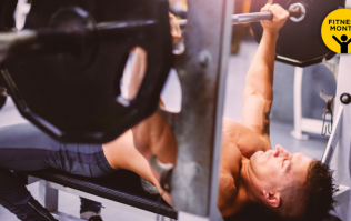 Add 10kg to your bench press with this 50-rep routine