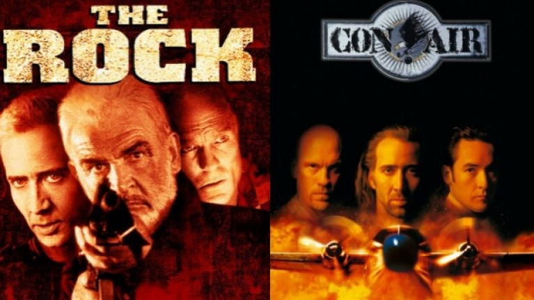 The Rock vs Con Air: JOE definitively answers what's the better film
