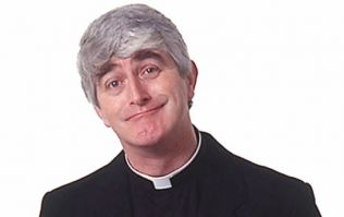 It's obvious who should play Father Ted in the new musical