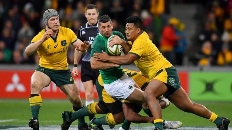 Ireland make five changes in series decider against Australia