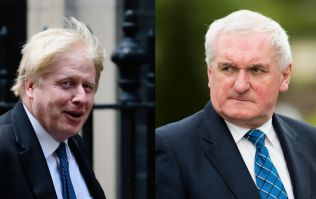 "Bertie Ahern labels Boris Johnson a ""buffoon"" who will ""ruin"" Ireland"
