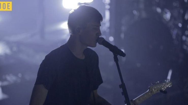 WATCH: 22-year-old Irish electronic prodigy EDEN on making it in America and the wild music Irish scene